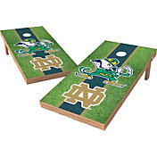 Wild Sports 2' x 4' Notre Dame Fighting Irish XL Tailgate Bean Bag Toss Shields