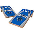 Wild Sports 2' x 4' New Orleans Privateers XL Tailgate Bean Bag Toss Shields