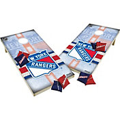 Wild Sports 2' x 4' New York Rangers XL Tailgate Bean Bag Toss Shields