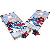 Wild Sports 2' x 4' New York Rangers XL Tailgate Bean Bag Toss Shields