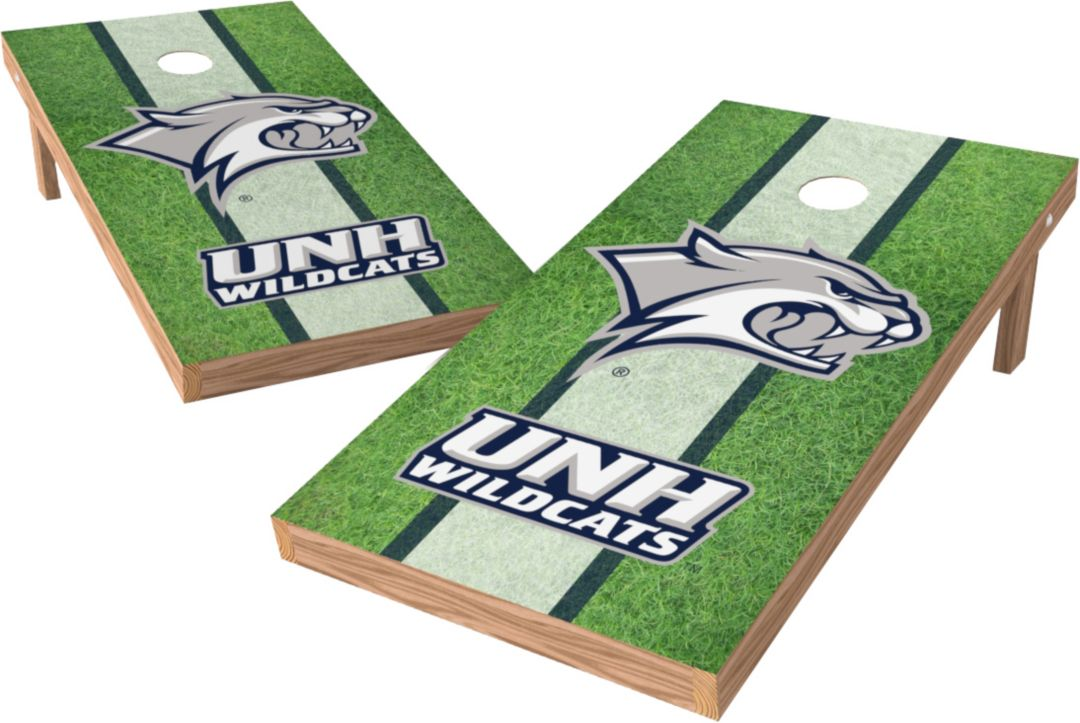 Swell Wild Sports 2 X 4 New Hampshire Wildcats Xl Tailgate Bean Bag Toss Shields Bralicious Painted Fabric Chair Ideas Braliciousco