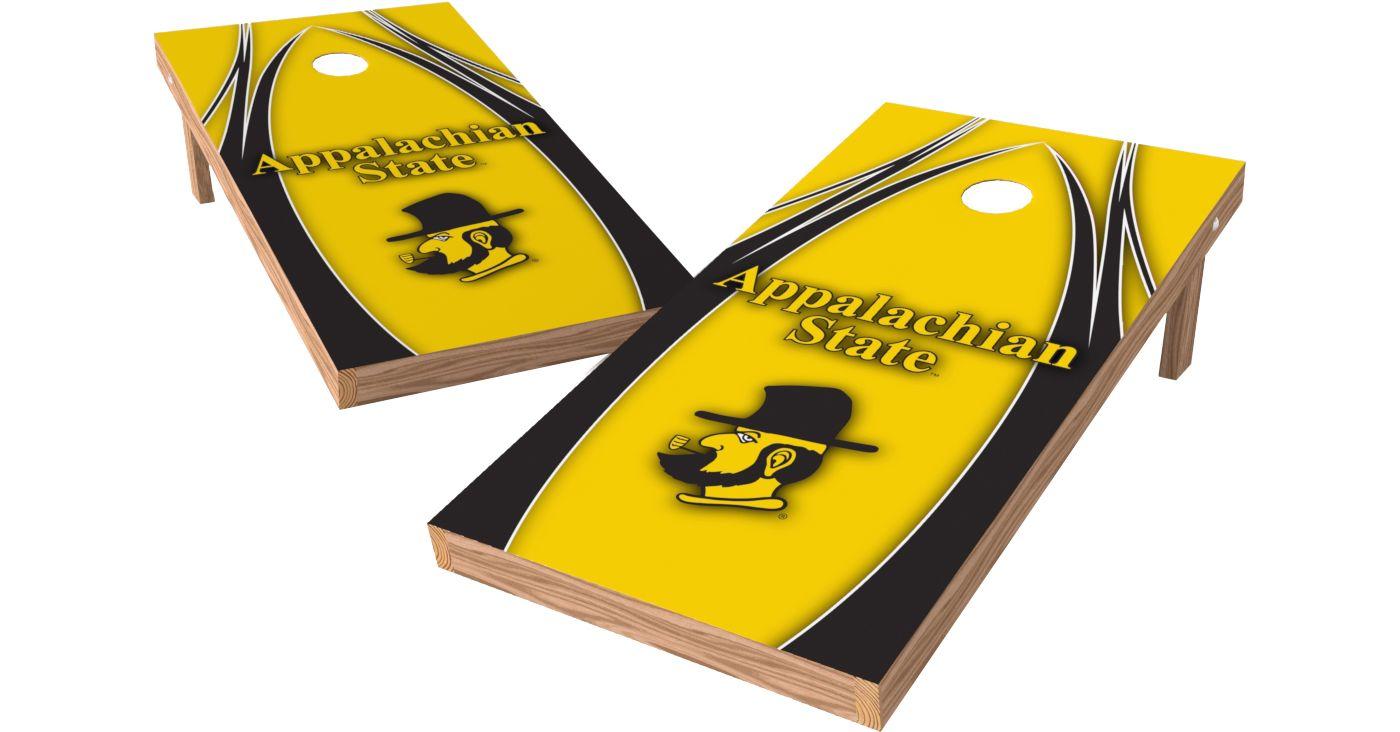 Wild Sports 2' x 4' Appalachian State Mountaineers XL Tailgate Bean Bag Toss Shields