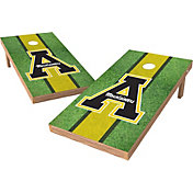 Wild Sports 2' x 4' Appalachian State Mountaineers XL Tailgate Bean Bag Toss Shields