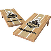 Wild Sports 2' x 4' Purdue Boilermakers XL Tailgate Bean Bag Toss Shields