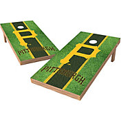 Wild Sports 2' x 4' Pittsburgh Pirates XL Tailgate Bean Bag Toss Shields