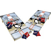 Wild Sports 2' x 4' Pittsburgh Penguins XL Tailgate Bean Bag Toss Shields