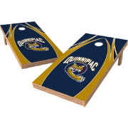 Wild Sports 2' x 4' Quinnipiac Bobcats XL Tailgate Bean Bag Toss Shields