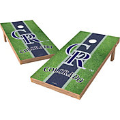 Wild Sports 2' x 4' Colorado Rockies XL Tailgate Bean Bag Toss Shields