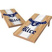 Wild Sports 2' x 4' Rice Owls XL Tailgate Bean Bag Toss Shields