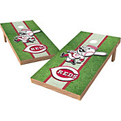 Wild Sports 2' x 4' Cincinnati Reds XL Tailgate Bean Bag Toss Shields