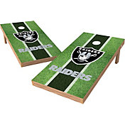 Wild Sports 2' x 4' Oakland Raiders XL Tailgate Bean Bag Toss Shields
