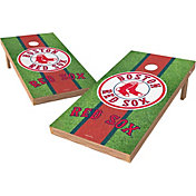 Wild Sports 2' x 4' Boston Red Sox XL Tailgate Bean Bag Toss Shields