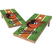 Wild Sports 2' x 4' Baltimore Orioles XL Tailgate Bean Bag Toss Shields