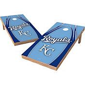 Wild Sports 2' x 4' Kansas City Royals XL Tailgate Bean Bag Toss Shields