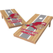 Wild Sports 2' x 4' Sacred Heart Pioneers XL Tailgate Bean Bag Toss Shields