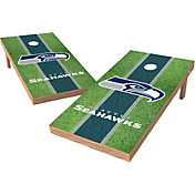 Wild Sports 2' x 4' Seattle Seahawks XL Tailgate Bean Bag Toss Shields