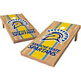 Wild Sports 2' x 4' San Jose State Spartans XL Tailgate Bean Bag Toss Shields