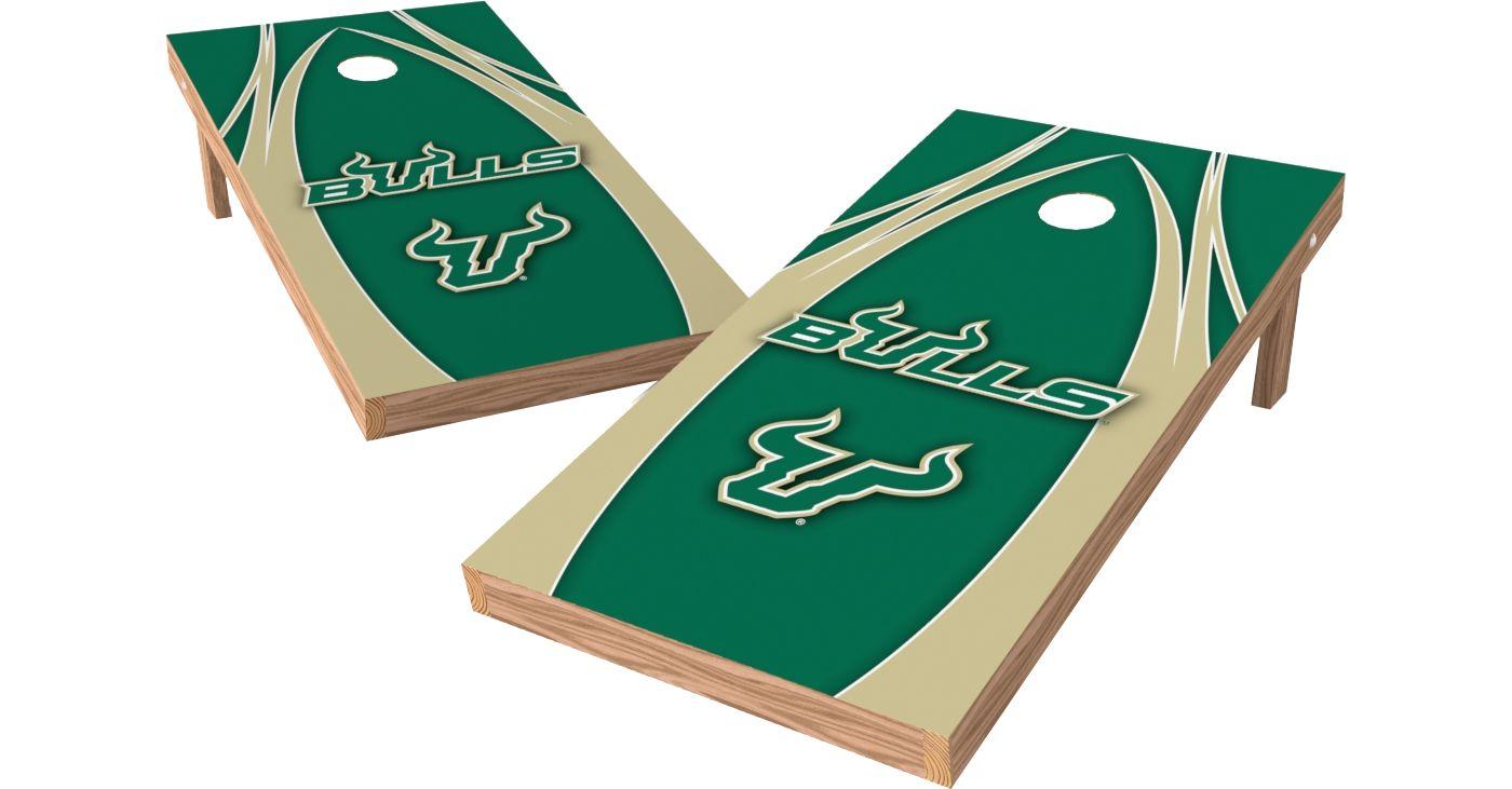Wild Sports 2' x 4' South Florida Bulls XL Tailgate Bean Bag Toss Shields