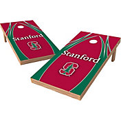 Wild Sports 2' x 4' Stanford Cardinal XL Tailgate Bean Bag Toss Shields