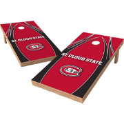 Wild Sports 2' x 4' St. Cloud State Huskies XL Tailgate Bean Bag Toss Shields
