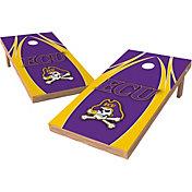 Wild Sports 2' x 4' East Carolina Pirates XL Tailgate Bean Bag Toss Shields