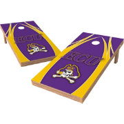 Wild Sports 2' x 4' East Carolina Pirates XL Tailgate Bean Bag Toss Shields