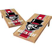 Wild Sports 2' x 4' Austin Peay Governors XL Tailgate Bean Bag Toss Shields