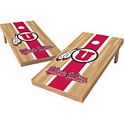 Wild Sports 2' x 4' Utah Utes XL Tailgate Bean Bag Toss Shields