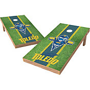 Wild Sports 2' x 4' Toledo Rockets XL Tailgate Bean Bag Toss Shields
