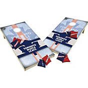 Wild Sports 2' x 4' Toronto Maple Leafs XL Tailgate Bean Bag Toss Shields