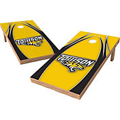 Wild Sports 2' x 4' Towson Tigers XL Tailgate Bean Bag Toss Shields