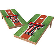 Wild Sports 2' x 4' Texas Tech Red Raiders XL Tailgate Bean Bag Toss Shields
