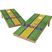 Wild Sports 2' x 4' Minnesota Vikings XL Tailgate Bean Bag Toss Shields