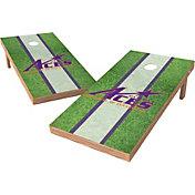 Wild Sports 2' x 4' Evansville Purple Aces XL Tailgate Bean Bag Toss Shields