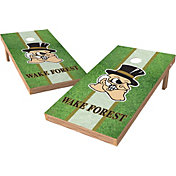 Wild Sports 2' x 4' Wake Forest Demon Deacons XL Tailgate Bean Bag Toss Shields