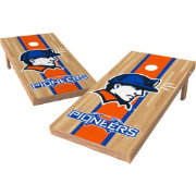 Wild Sports 2' x 4' Wisconsin Platteville Pioneers XL Tailgate Bean Bag Toss Shields