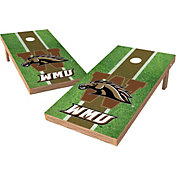 Wild Sports 2' x 4' Western Michigan Broncos XL Tailgate Bean Bag Toss Shields