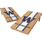 Wild Sports 2' x 4' Washington Huskies XL Tailgate Bean Bag Toss Shields