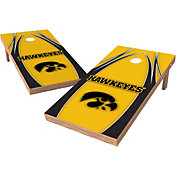 Wild Sports 2' x 4' Iowa Hawkeyes XL Tailgate Bean Bag Toss Shields