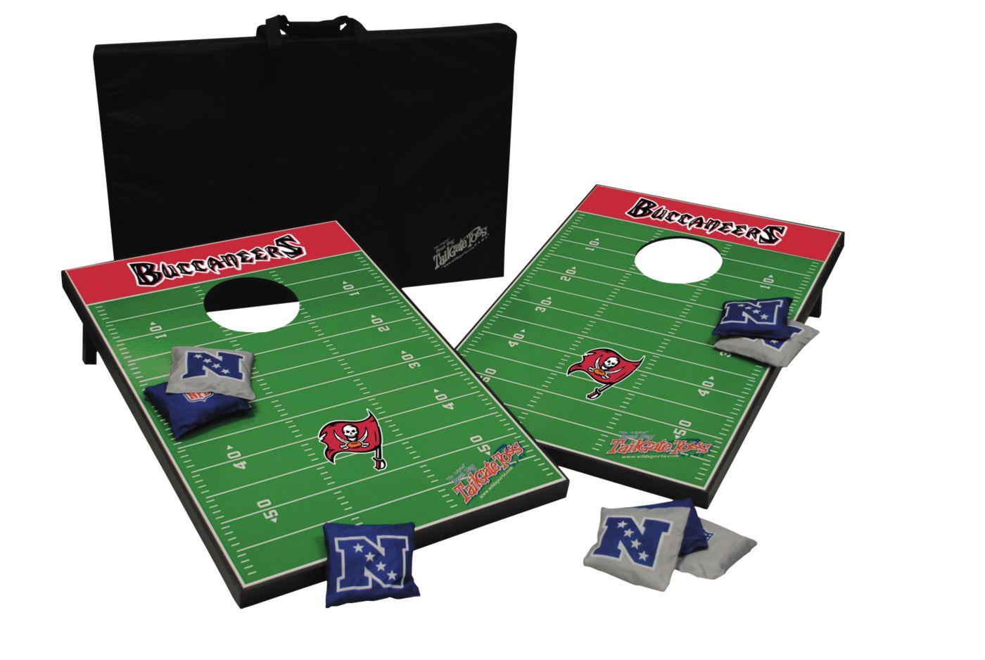 Wild Sports 2' x 3' Tampa Bay Buccaneers Tailgate Bean Bag Toss