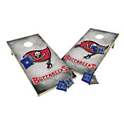 Wild Sports 2' x 4' Tampa Bay Buccaneers XL Tailgate Bean Bag Toss Shields