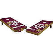 Wild Sports 2' x 4'  Texas A&M Aggies Tailgate Bean Bag Toss Shields