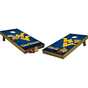 Wild Sports 2' x 4'  West Virginia Mountaineers Tailgate Bean Bag Toss Shields