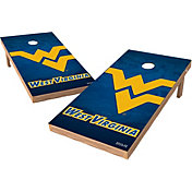 Wild Sports West Virginia Mountaineers XL Tailgate Bean Bag Toss Shields