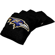 Wild Sports Baltimore Ravens XL Cornhole Bean Bags