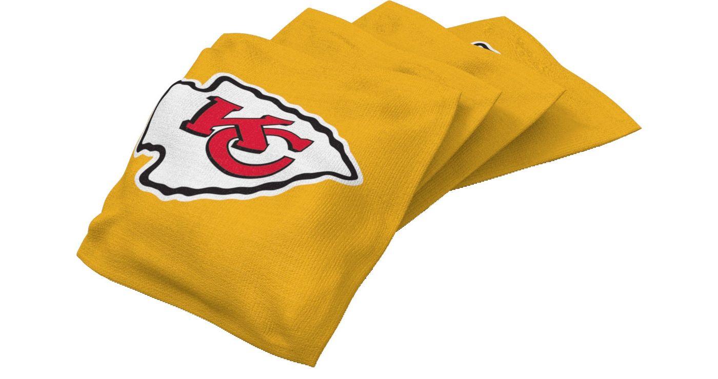 Wild Sports Kansas City Chiefs XL Cornhole Bean Bags