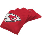 Wild Sports Kansas City Chiefs XL Cornhole Bean Bags