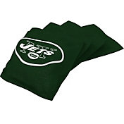 Wild Sports New York Jets XL Cornhole Bean Bags