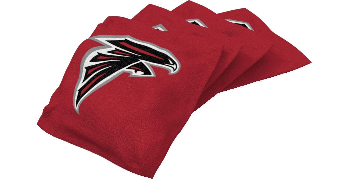 Wild Sports Atlanta Falcons XL Cornhole Bean Bags