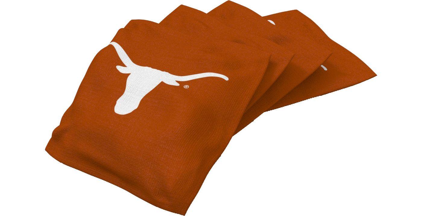 Wild Sports Texas Longhorns XL Cornhole Bean Bags